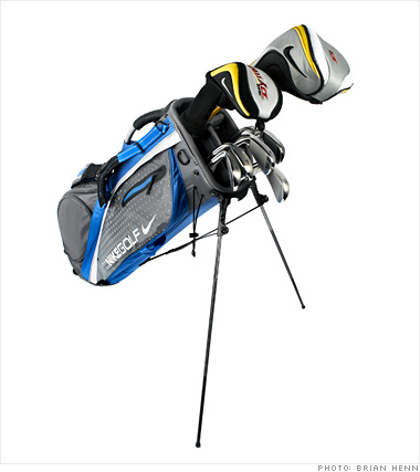 The sports nut: Ultralight golf bag