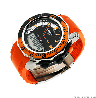 The sports nut: Diving watch