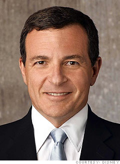 3. Robert Iger, CEO of Walt Disney Co.