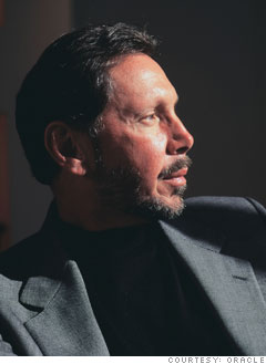 2. Larry Ellison, CEO of Oracle
