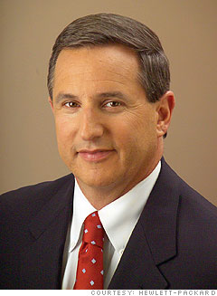 6. Mark Hurd, CEO of Hewlett-Packard