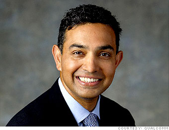 1. Sanjay Jha, Co-CEO of Motorola