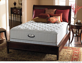 Mattress maker says goodnight