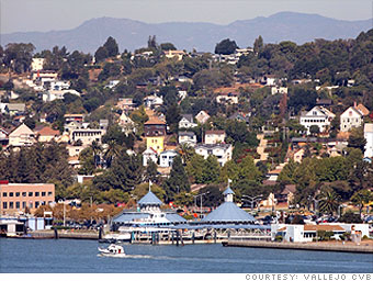 Vallejo, Calif.: Like state, like city