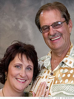 The Stewarts: They never knew Madoff