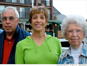 Patty Brown: Madoff cheated her family
