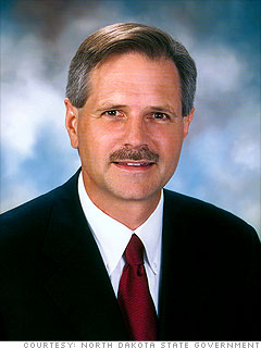 Gov. John Hoeven: Little impact