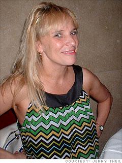 Jerri Theil: Self-employed