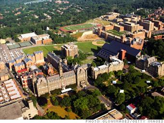 2. Georgetown University