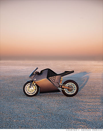 World's Fastest Electric Motorcycle