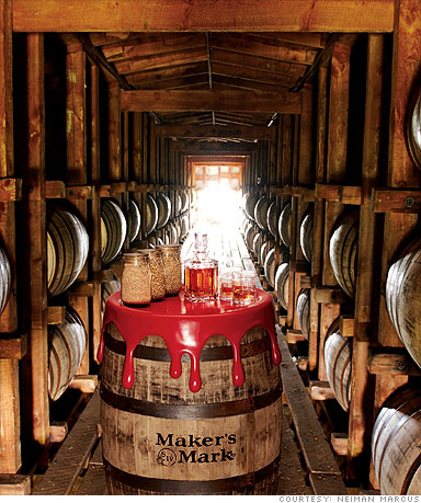 Maker's Mark Master Distiller Experience