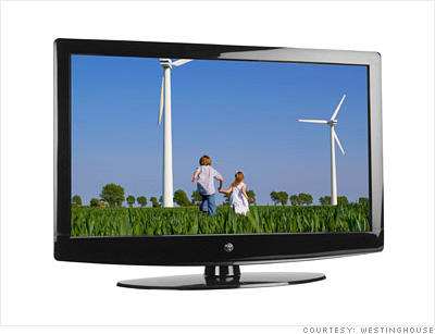 "Target: Westinghouse 32"" LCD HDTV"
