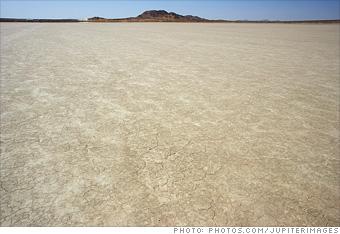 White deserts