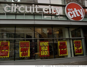 Circuit City Retail Stores