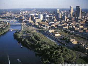 Growing: Minneapolis