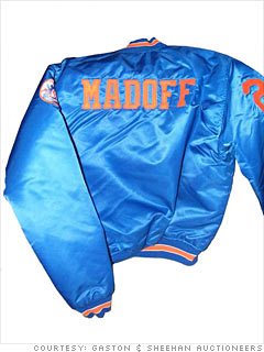 NY Mets team jacket