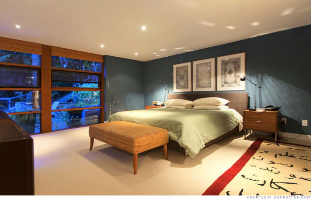 Buy edward cullen 39 s twilight house bedroom 6 for Edward cullen house
