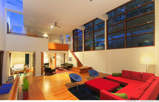 Buy edward cullen 39 s twilight house living area 2 - Edwards house in twilight ...