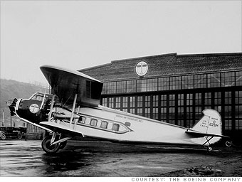 Taking flight in the great depression