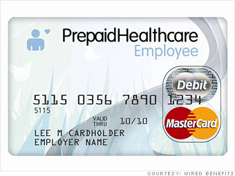 A prepaid card for your health care $$$