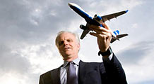 JetBlue founder flies again