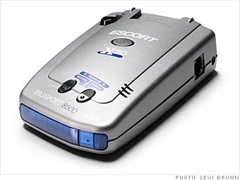 Escort Passport 8500 X50 Radar Detector: $300