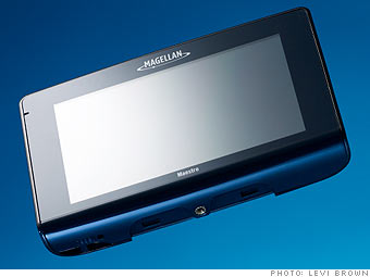 Magellan Maestro 4370 GPS: $400