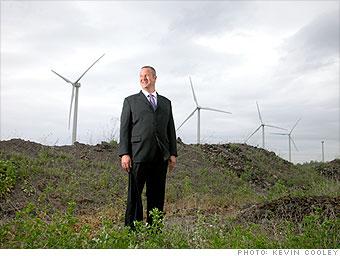 Helping the world get greener