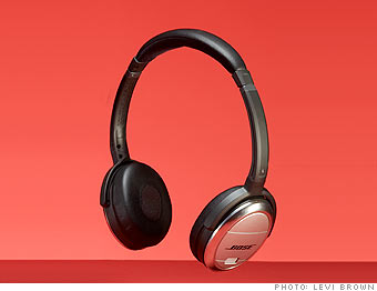 Bose's QuietComfort 3