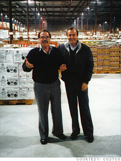Costco's boostrapping days