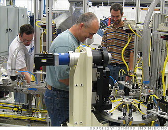 Isthmus Engineering & Manufacturing