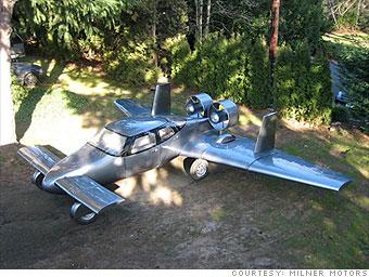 Milner Motors' AirCar