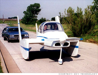 Sky Technology's Aircar