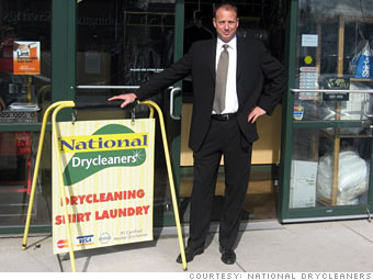 Free suit cleaning