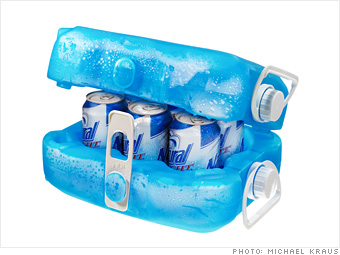 Cooler ice coolers