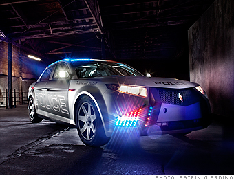 What Robocop would drive