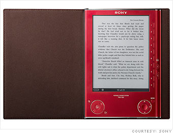 Miss: Sony Reader