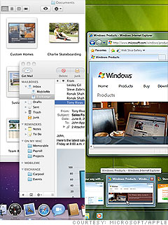 Windows 7 vs. Snow Leopard
