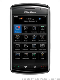 The businessperson: BlackBerry OS