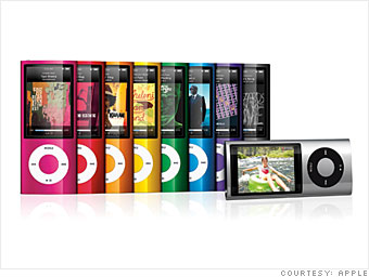 iPod Nano 8GB: $149