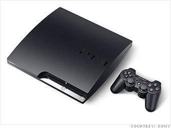 PlayStation 3 120GB: $299