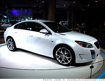 Buick Regal GS