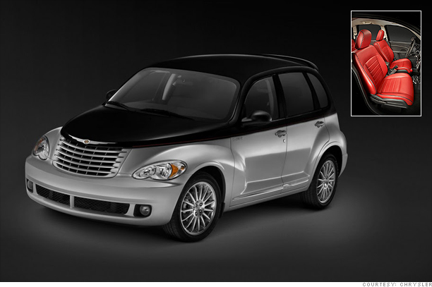 Chrysler PT Cruiser Couture Edition