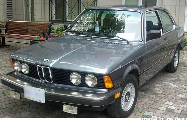 1977-83 BMW 320i