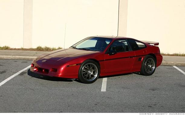 1986-88 Pontiac Fiero GT