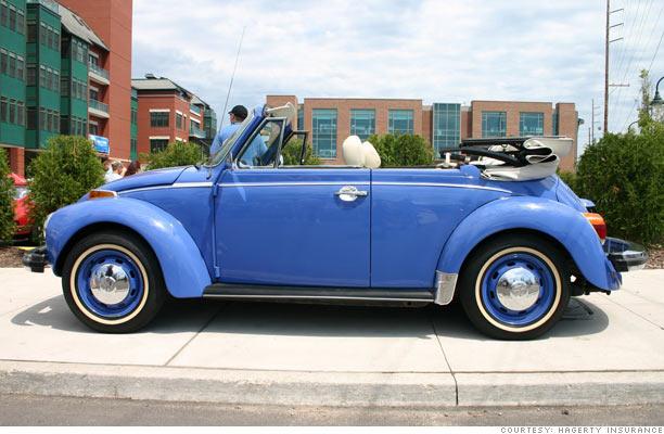 1968-76 Volkswagen Beetle