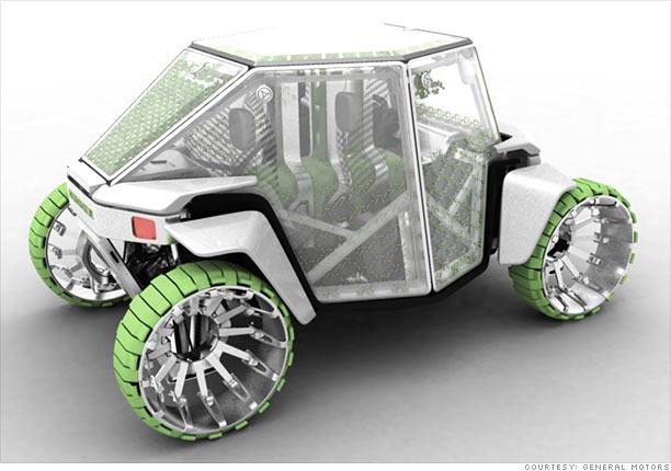 Hummer 02 concept