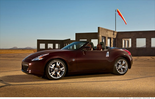 Fun for one - Nissan 370Z