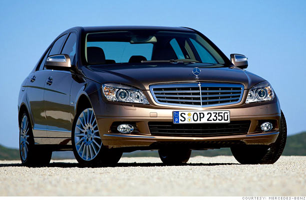 Detroit tops quality survey entry premium car 6 for Mercedes benz survey