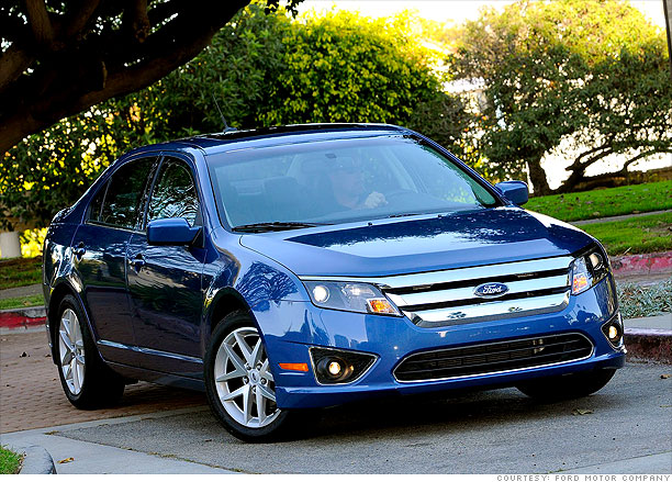 Best Mid Size Cars: Drivers Like American Cars Best